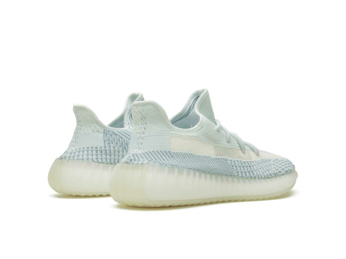 adidas yeezy boost 350 v2 cloud white FW3043 купить
