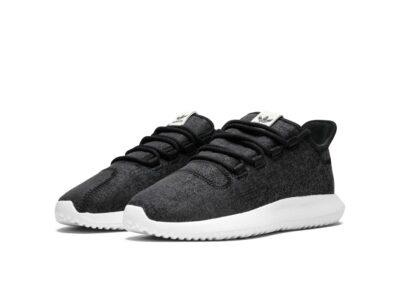 adidas tubular shadow black white BY2121 купить