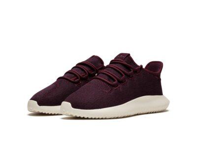 adidas tubular shadow maroon CQ2461 купить