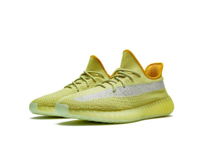 adidas yeezy boost 350 v2 marsh fx9034 интернет магазин