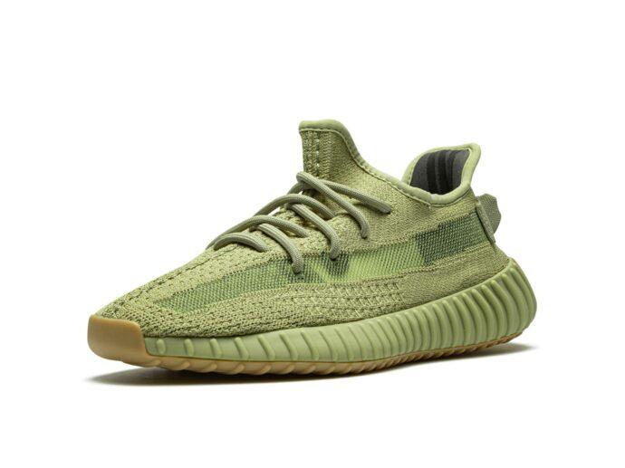 adidas yeezy boost 350 v2 sulfur FY5346 купить