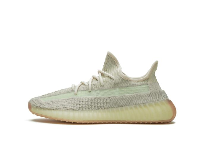 adidas yeezy boost 350 v2 reflective citrin fw3042 купить
