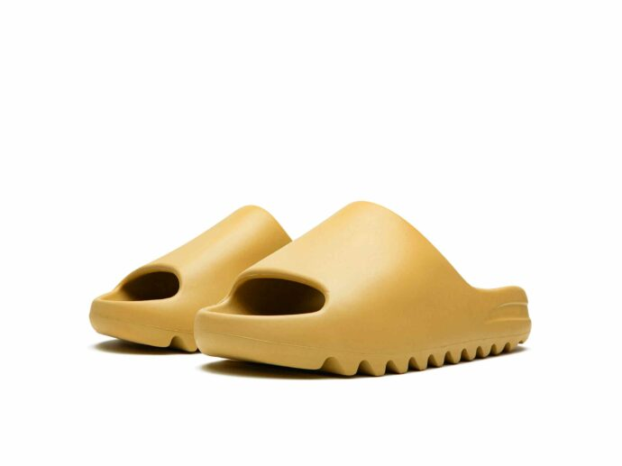 adidas yeezy slide yellow sand купить
