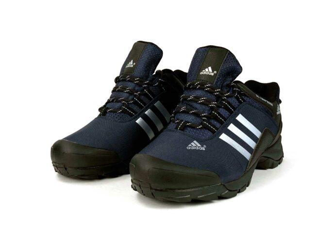 adidas terrex climaproof blue black купить
