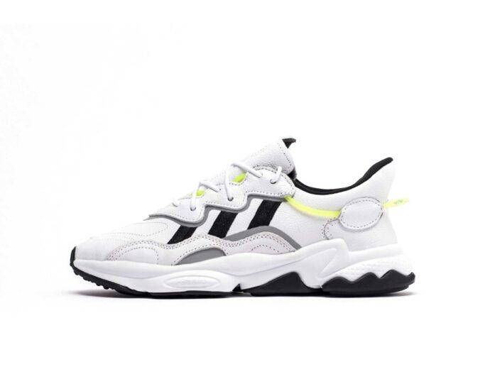 adidas ozweego white black ee6481 купить