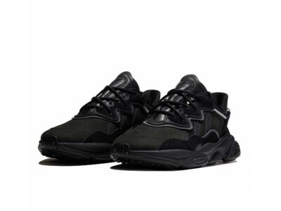 adidas ozweego all black ee6468 купить
