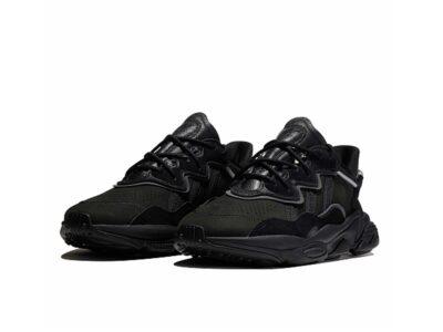 adidas ozweego all black ee6468 купить