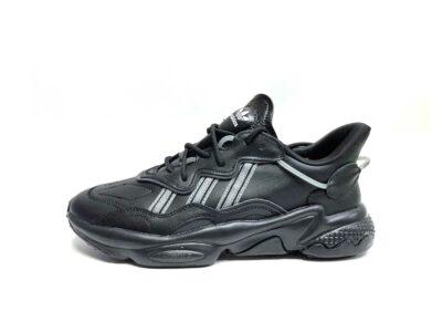 adidas ozweego black grey ee6501 купить