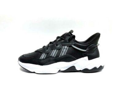 adidas ozweego black white ee6474 купить