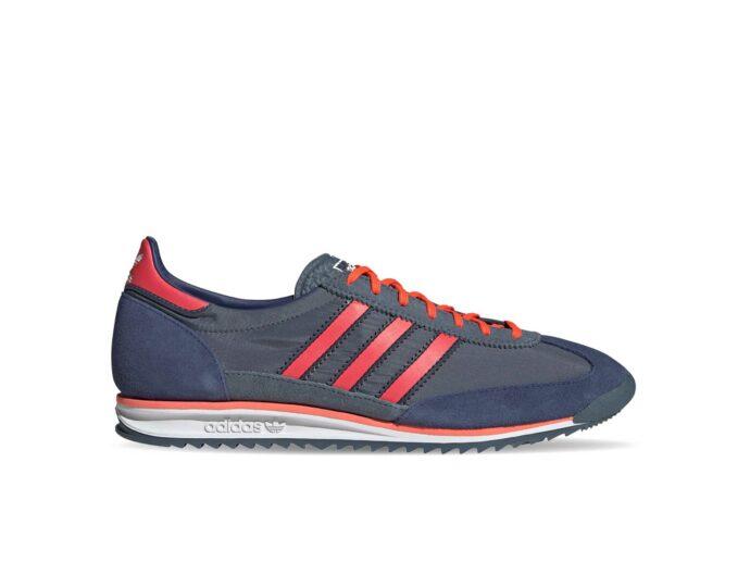 adidas sl 72 legacy blue solar red fv9783 купить