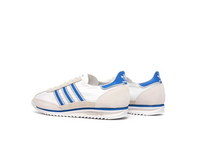 adidas sl 72 white blue fv9782 купить