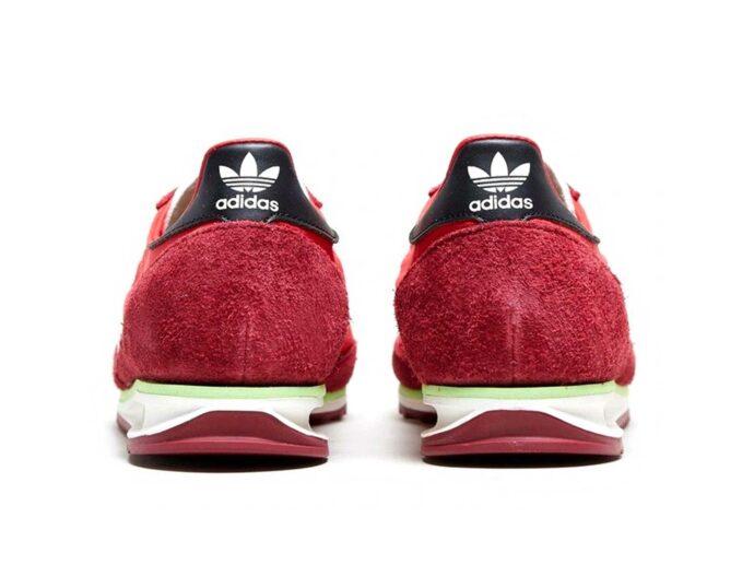 adidas sl72 red white ef5108 купить