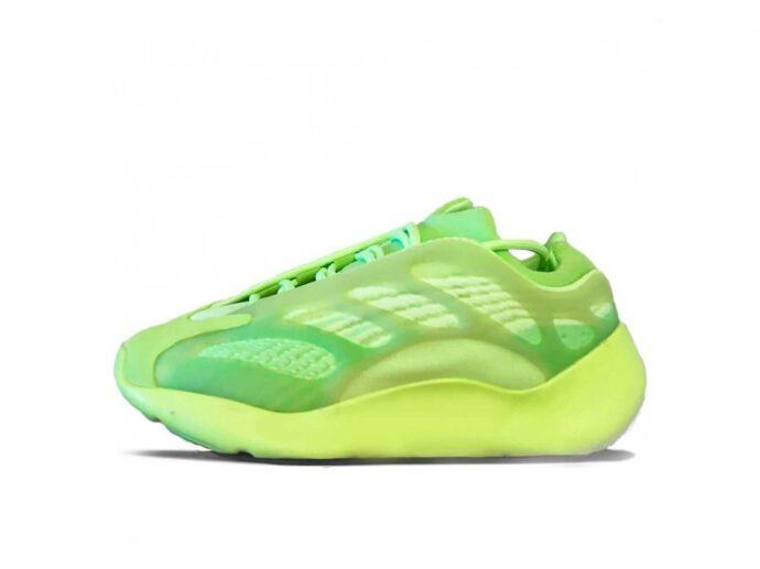 adidas yeezy 700 v3 light green h67793 купить