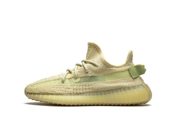 adidas yeezy boost 350 v2 flax FX9028 купить